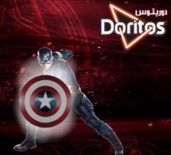 Doritos - Avengers