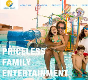 Mousa Coast website