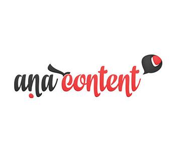 AnaContent logo option