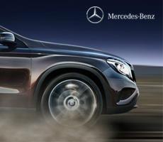 Mercedes - New 2015 GLA