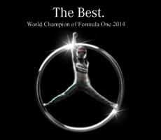 Mercedes - Formula One Winner