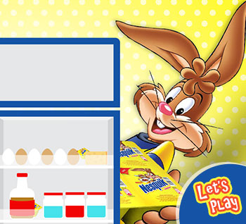 Nesquik Find the Cups Game
