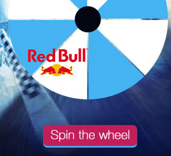 Redpull Spin the Wheel Game