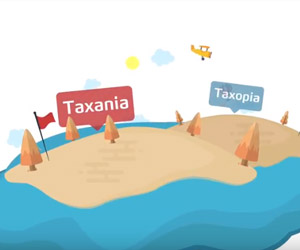 Link Development 's Digital Taxation Solution
