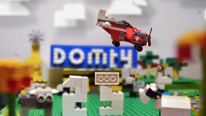 Domty - 25y Anniversary