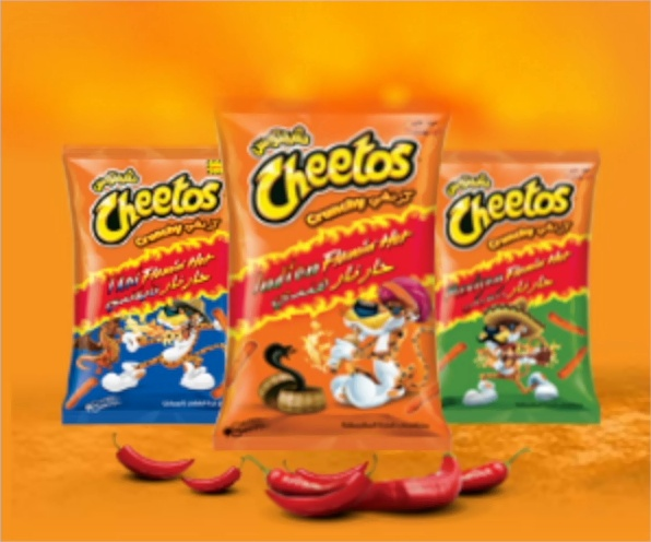 Cheetos - Spicy