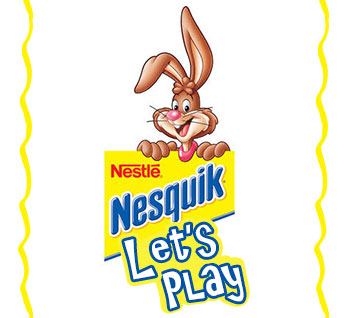 Nesquik Jumping Game