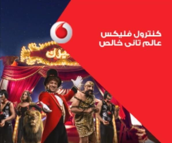 Vodafone - Control Flex